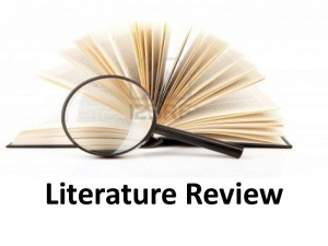 literature review writing tips